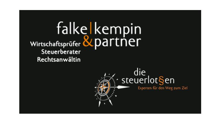 Die Steuerlotsen - falke, kempin und partner - Sponsoren POST TSV Bambinis