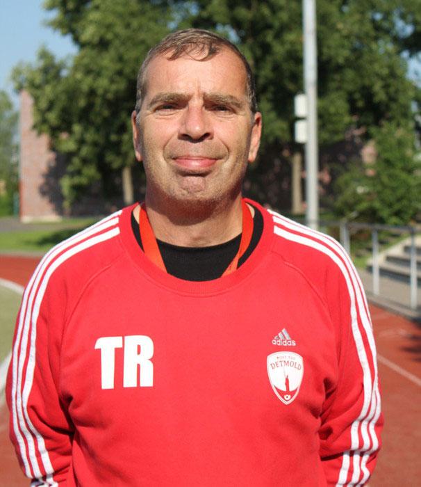 Rolf Gkarelas Schiedsrichter und B-Junioren Betreuer des Post TSV Detmold