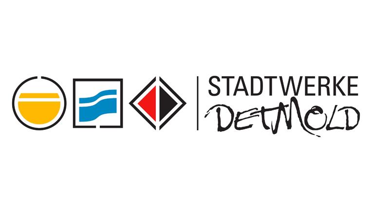 Stadtwerke Detmold - Sponsoren Logo POST TSV Detmold e.V.