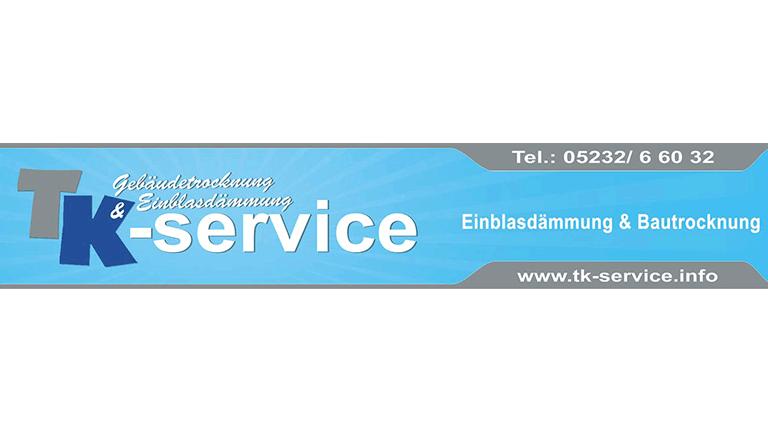 TK Service - Sponsoren Logo POST TSV Detmold e.V.