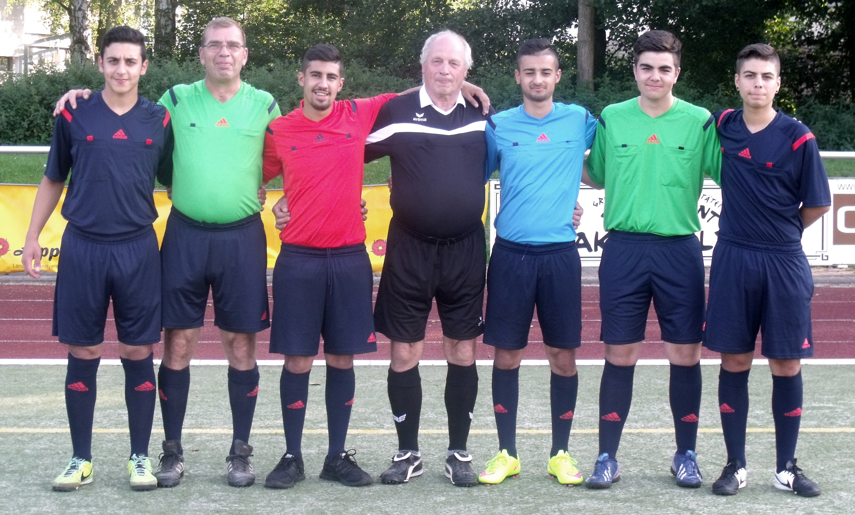 Schiedsrichter des POST TSV Detmold e.V.