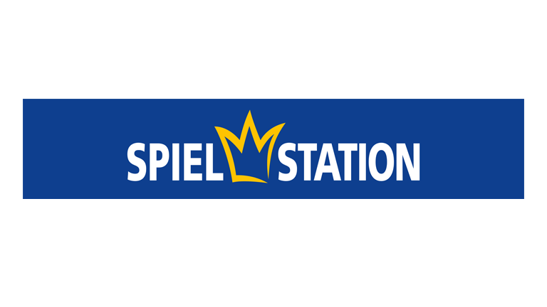 Post TSV Sponsor - Logo Spielstation