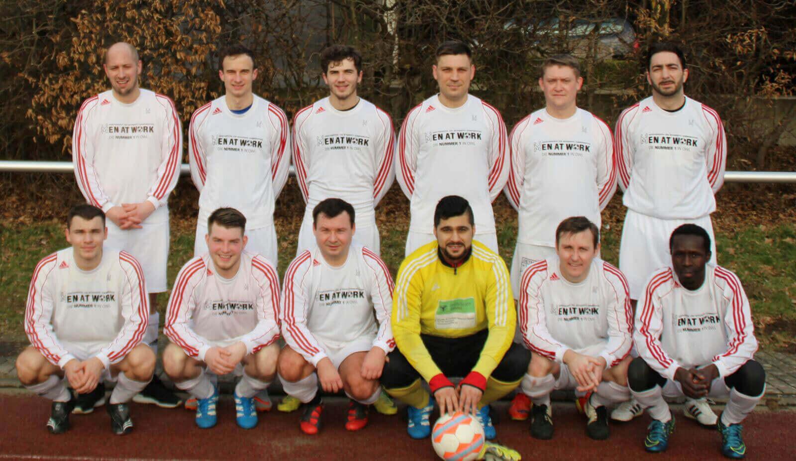 3. Mannschaft Post TSV Detmold