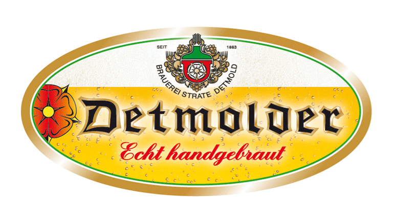 Detmolder Pilsener - Sponsor Post TSV Detmold
