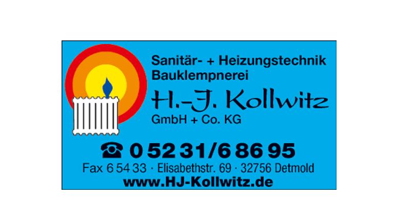 H.-J. Kollwitz - Sponsor Post TSV Detmold